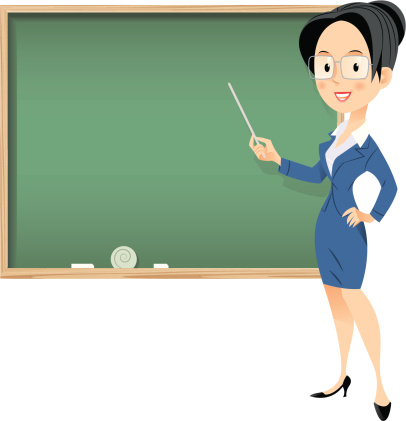المعلمة المحبوبة